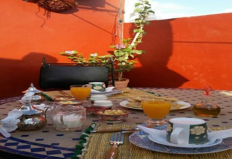 Riad Wink, Marrakech, Outdoor Dining