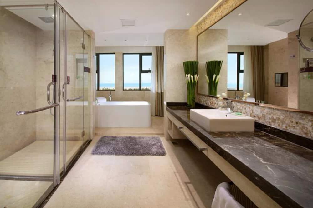 デザイン ダブルルーム - バスルーム