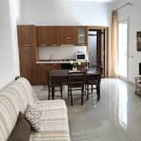 อพาร์ทเมนท์, 1 ห้องนอน (C) - พื้นที่นั่งเล่น