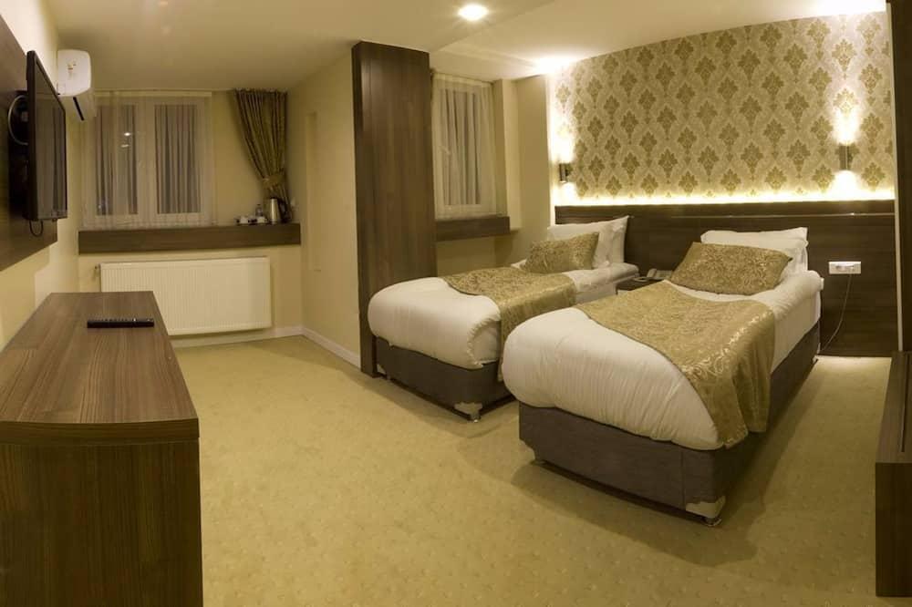 Standard dubbelrum eller tvåbäddsrum - Gästrum