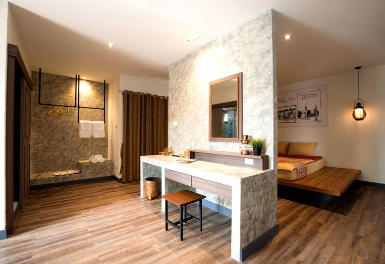부티크 푸-야이 마, 방콕, Mini Suite Room, 객실