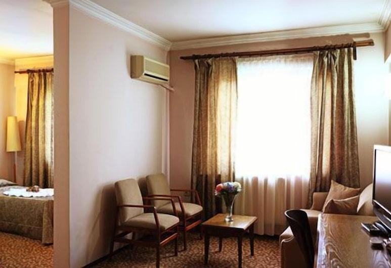 Grand Keskin Hotel, Denizli, Suite, Living Area