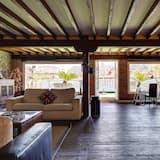 頂樓客房, 3 間臥室, 露台 - 客廳
