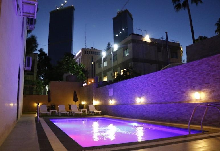 Almond Hotel Apartments, Ammāna, Baseins