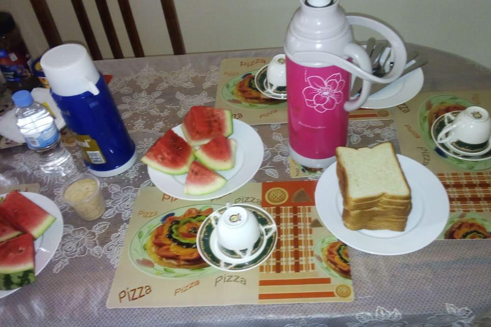 Comida e Bebidas