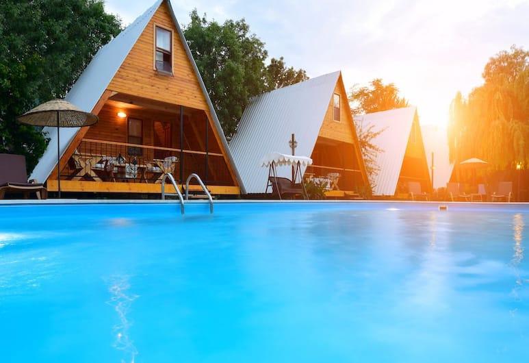 Yeldegirmeni Bungalow Hotel, Fethiye, Açık Yüzme Havuzu