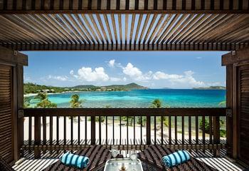 Slika: View of Paradise at Sapphire Beach ‒ St. Thomas