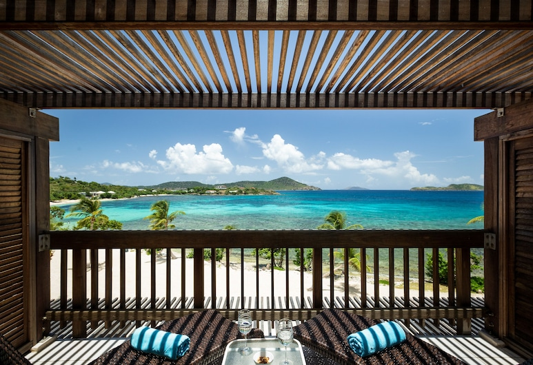 View of Paradise at Sapphire Beach, St. Thomas