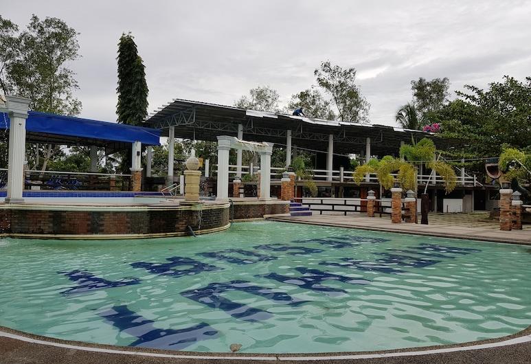 Nipa Hut Resort, San Leonardo, Outdoor Pool
