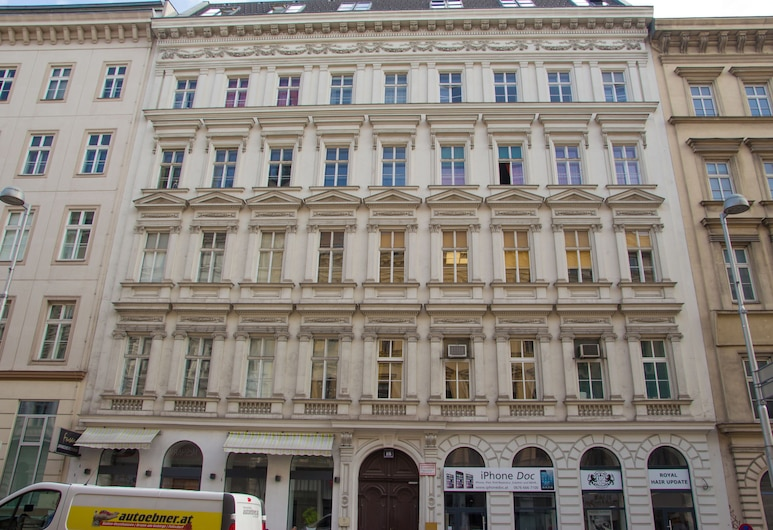 Vienna Hotspot - Museum, Wenen, Voorkant van de accommodatie