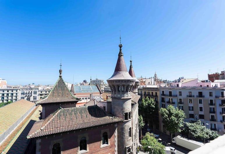 Hostal Argo, Barcelona, Byudsigt