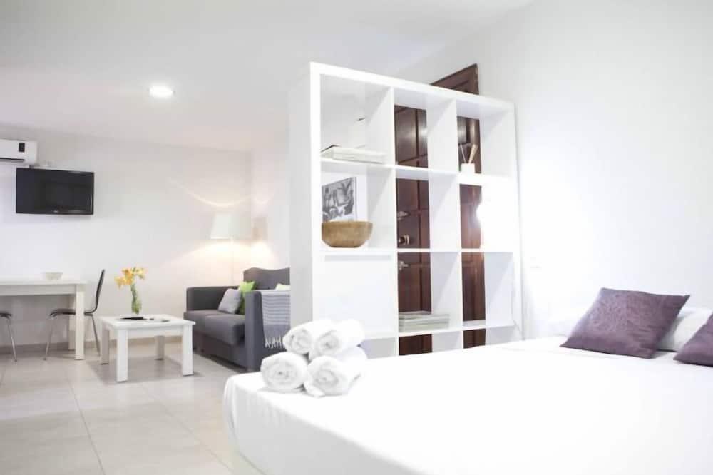 Căn hộ (Loft 308) - Khu phòng khách