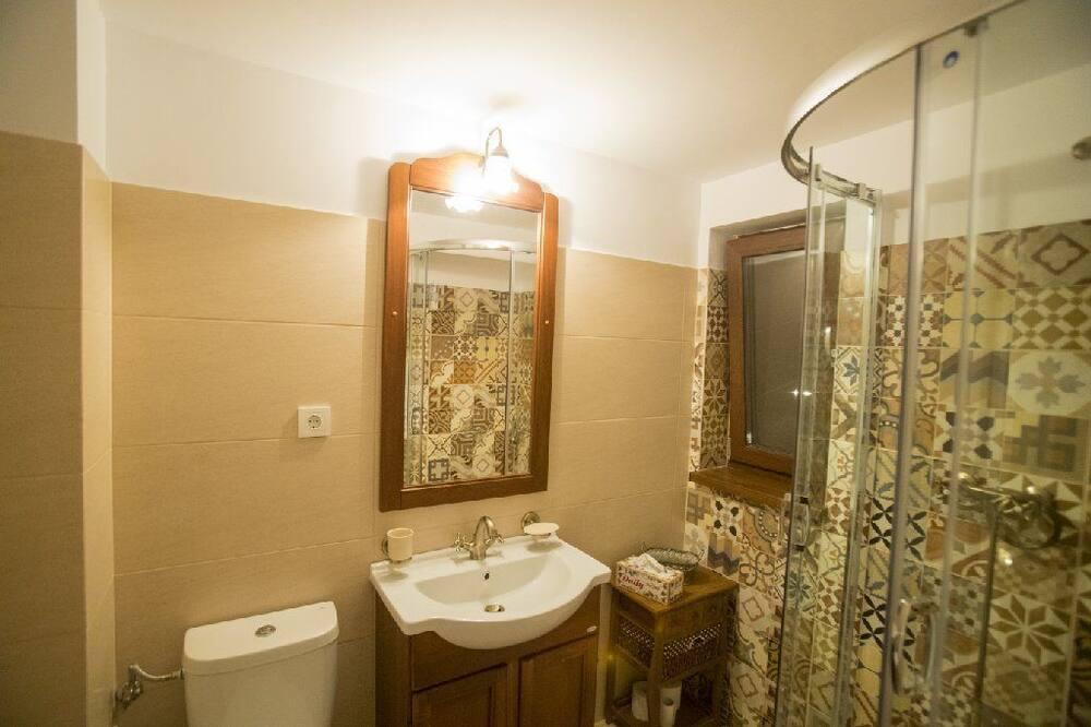 Executive-Doppel- oder -Zweibettzimmer, 1 Schlafzimmer, Bergblick - Badezimmer