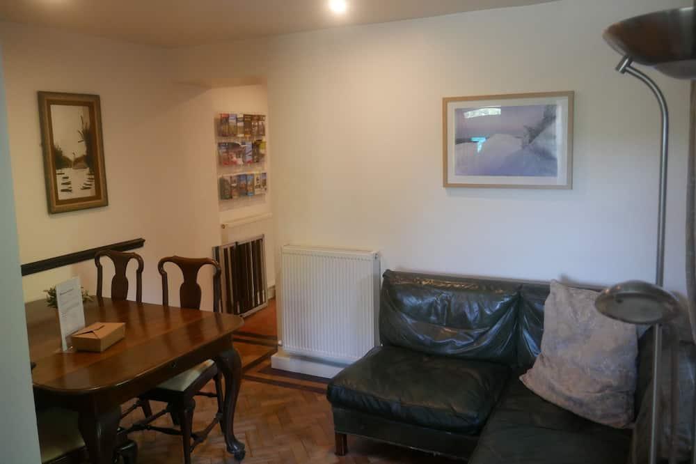 Rekreačná chata, 3 spálne - Obývacie priestory