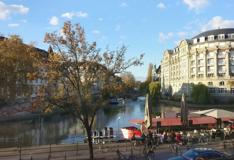 Le Quai des Pêcheurs, Strazburg, 1 Odalı Apart Daire, Oda manzarası
