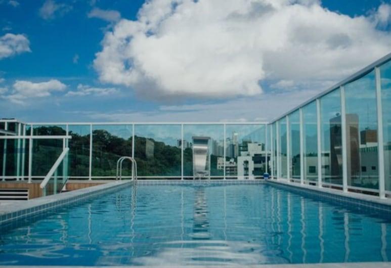 Oriental Praia Hotel, Joao Pessoa, Pool Waterfall