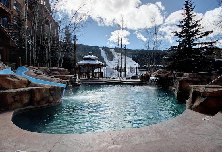 Springs 8840, Keystone, Vonkajší bazén