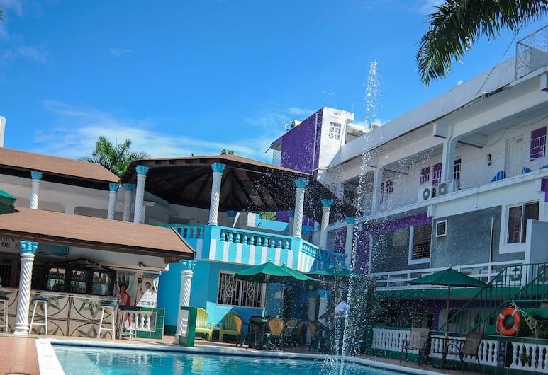 Gloriana Hotel, Montego Bay, Utendørsbasseng