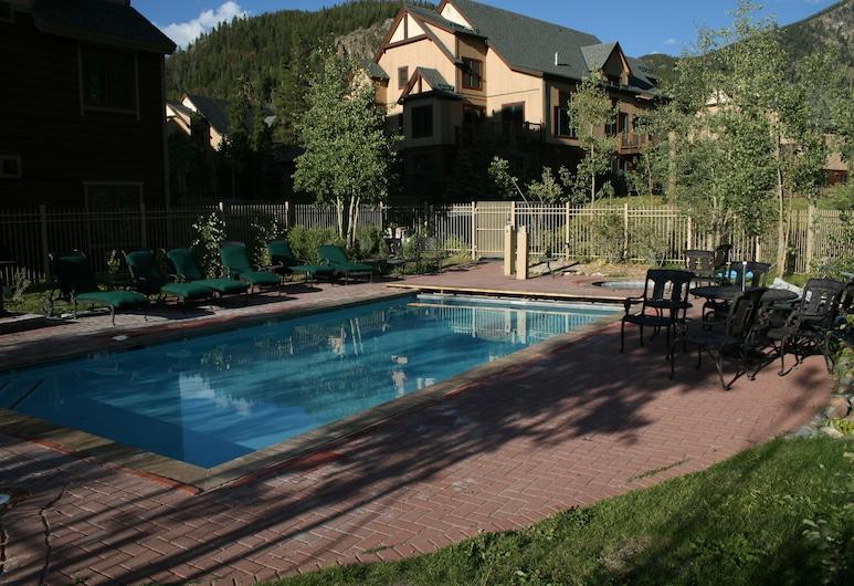Red Hawk Lodge 2210, Keystone, Vonkajší bazén