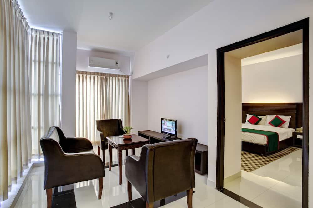 Honeymoon suite - Eetruimte in kamer