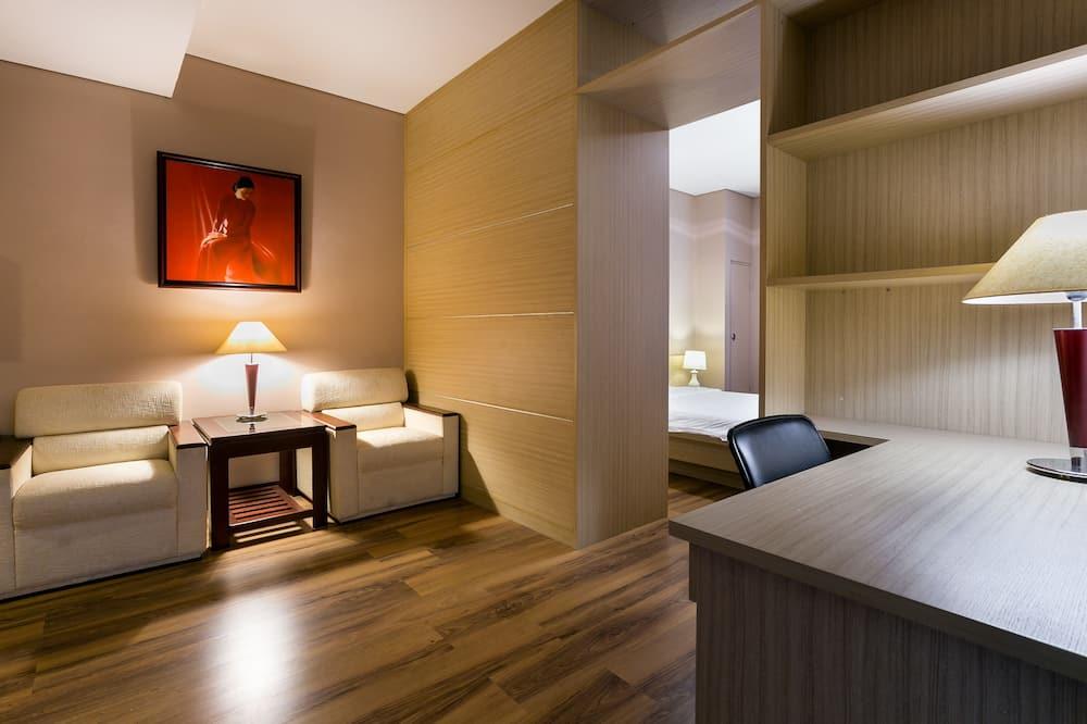 비즈니스 더블룸, 퀸사이즈침대 2개, 장애인 지원, 욕실 2개 - 객실