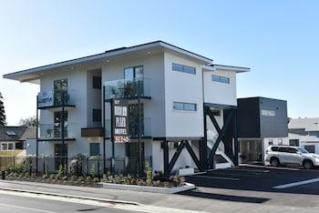 Fotografia do Bealey Plaza Motel em Christchurch