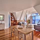 บ้านพักสแตนดาร์ด, 1 ห้องนอน, วิวทะเล, หันหน้าสู่ทะเล - บริการอาหารในห้องพัก