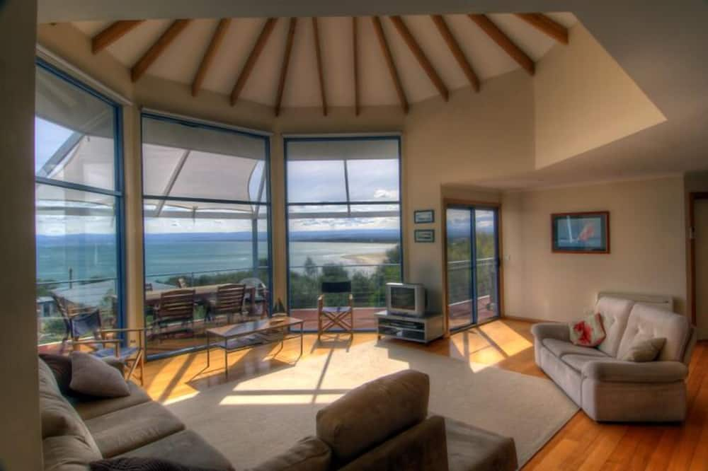 บ้านคอมฟอร์ท, 3 ห้องนอน, วิวทะเล, หันหน้าสู่ทะเล - พื้นที่นั่งเล่น