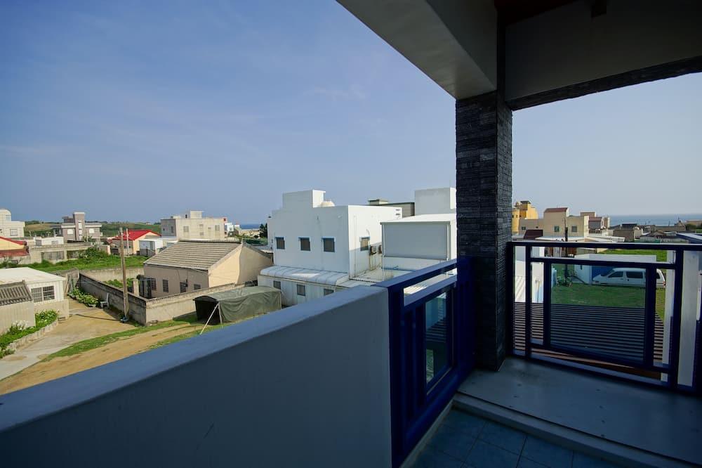 珍珠陽台四人房 - 露台