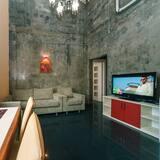 Paaugstināta komforta dzīvokļnumurs, trīs guļamistabas - Dzīvojamā zona