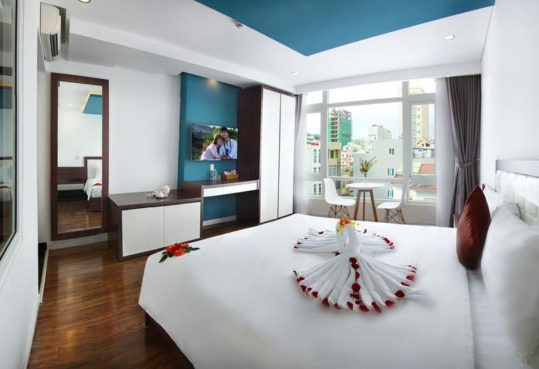瑞琪飯店, 峴港, 豪華雙人房, 客房