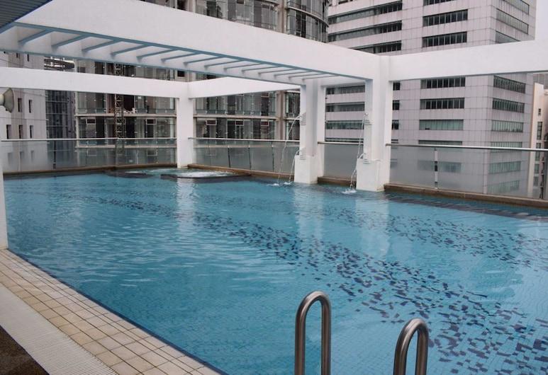 KLCC Parkview Residence Suites, Kuala Lumpur, Vonkajší bazén