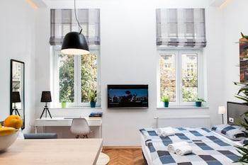 薩格雷布哈茨歐瓦路克斯服務式公寓酒店的圖片