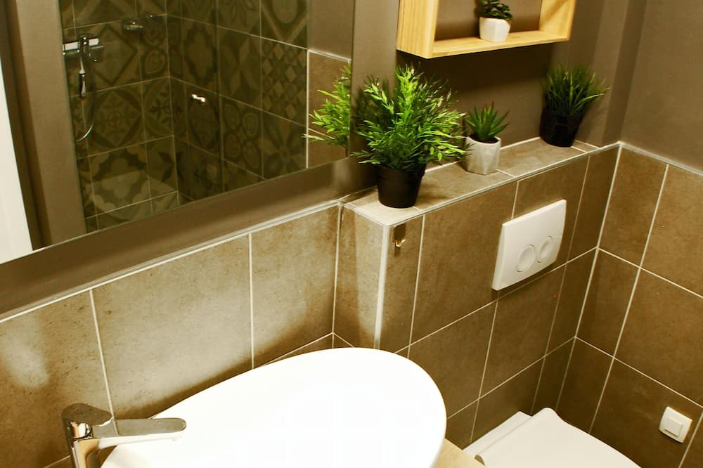 都會開放式客房 (A2) - 浴室