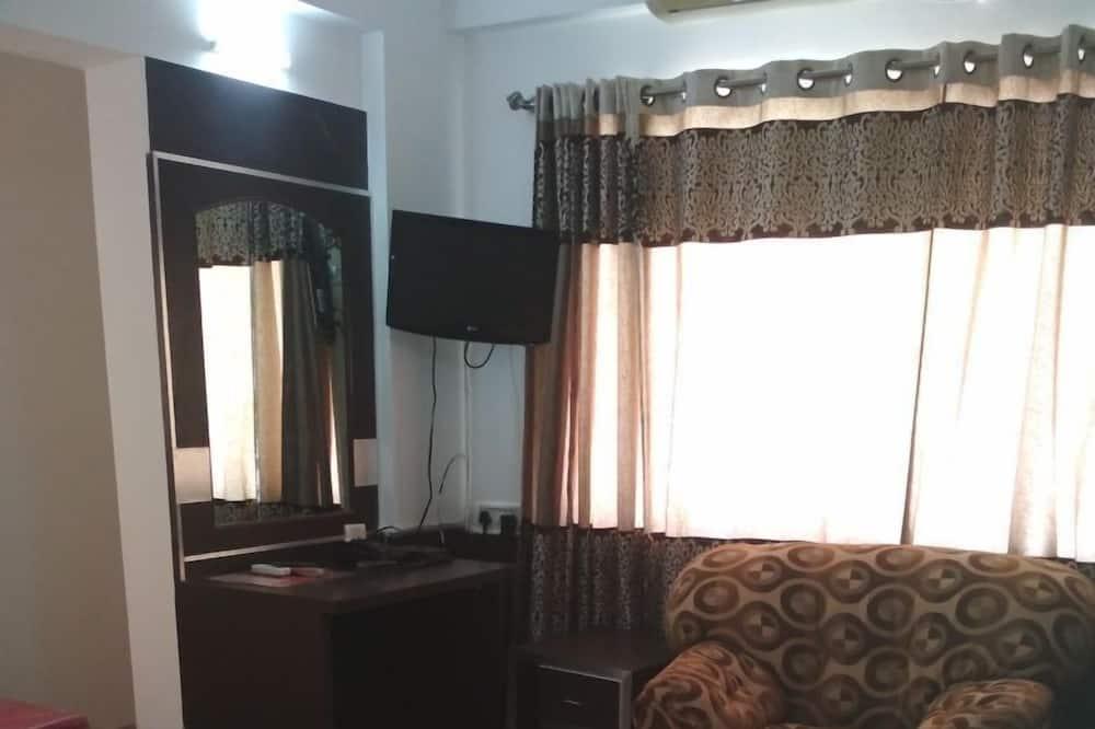 غرفة ديلوكس - منطقة المعيشة
