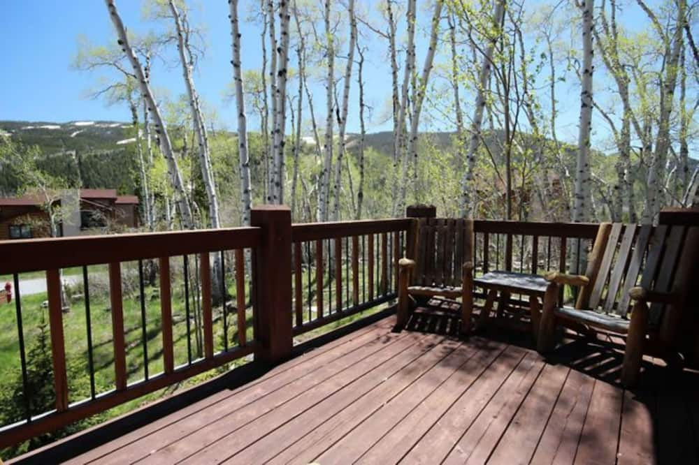 Townhome, Multiple Beds, Mountain View (Keystone Sanctuary 248) - Balcony