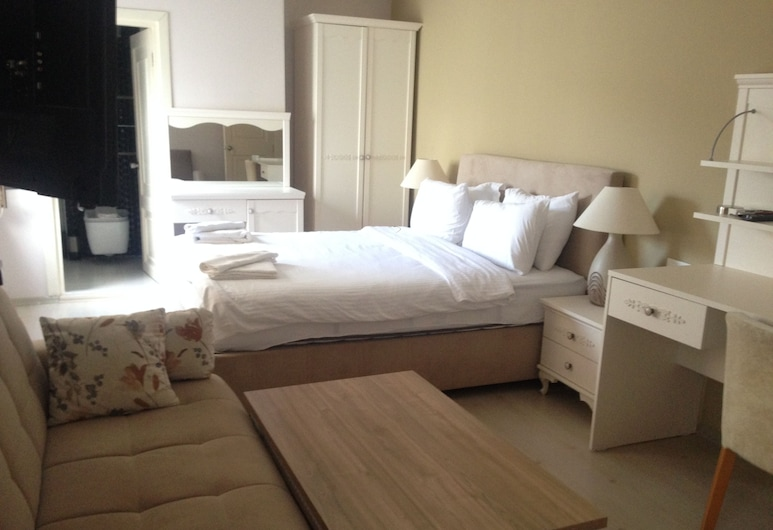 Marina Boutique Hotel, Bodrum, Standard Double Room, Guest Room