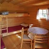 Коттедж, общая ванная комната - Обед в номере