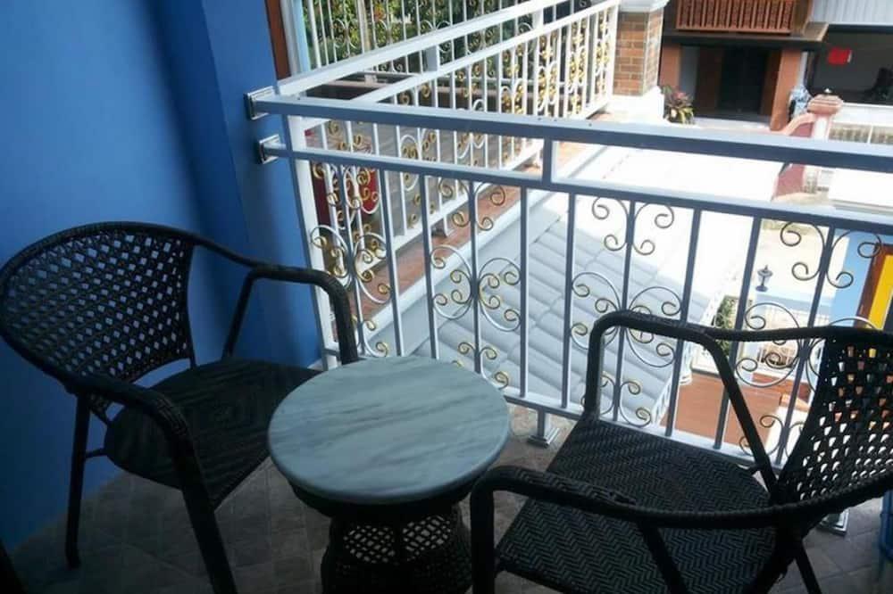 Standard Double Room - Балкон