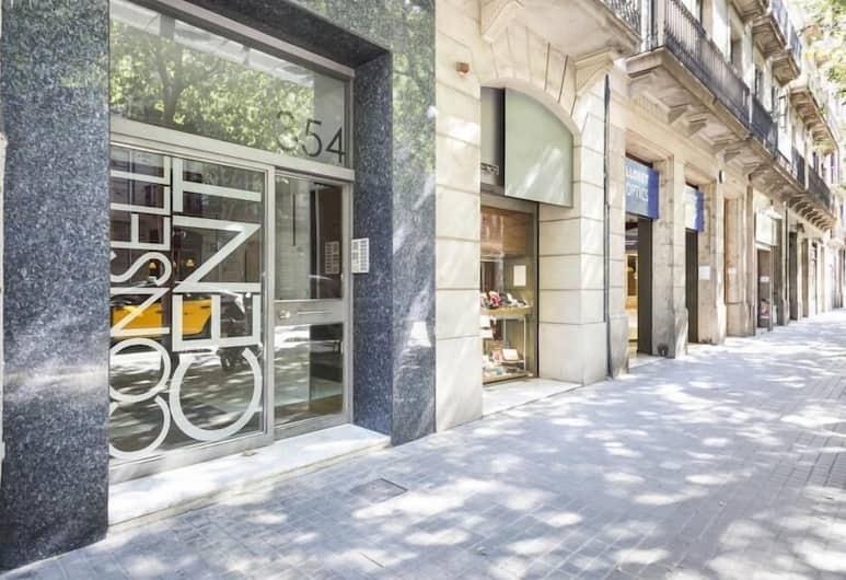 Habitat Apartments Garden View, Barcelona, Pintu masuk properti