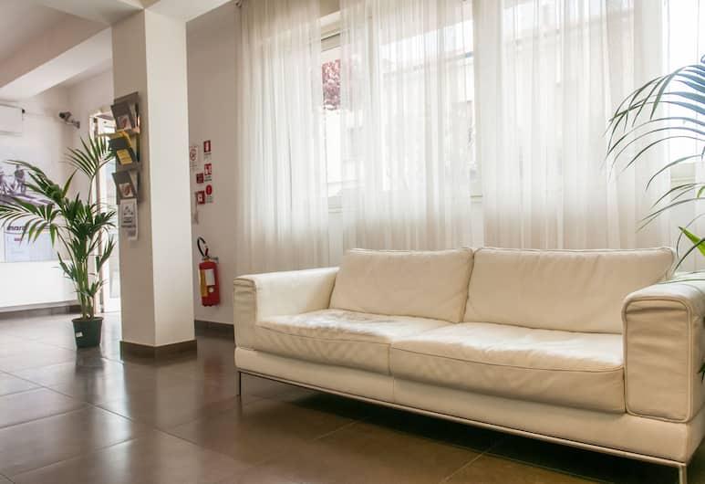 Residence Art, Rimini, Lobi