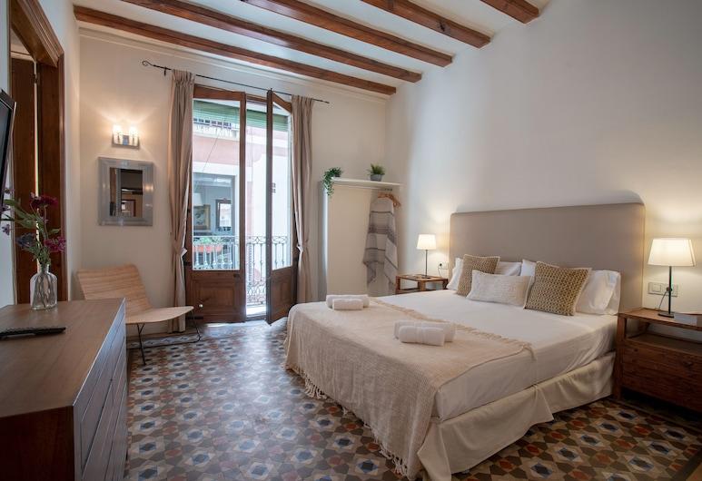 Habitat Apartments Ferran, Barcelona, Apartment, 5 Bedrooms, Terrace, Room
