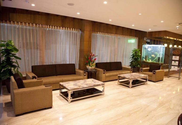 Hotel Prince Gardens, Coimbatore, Lobby