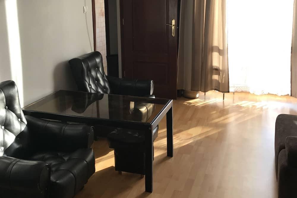 Апартаменты базового типа - Зона гостиной
