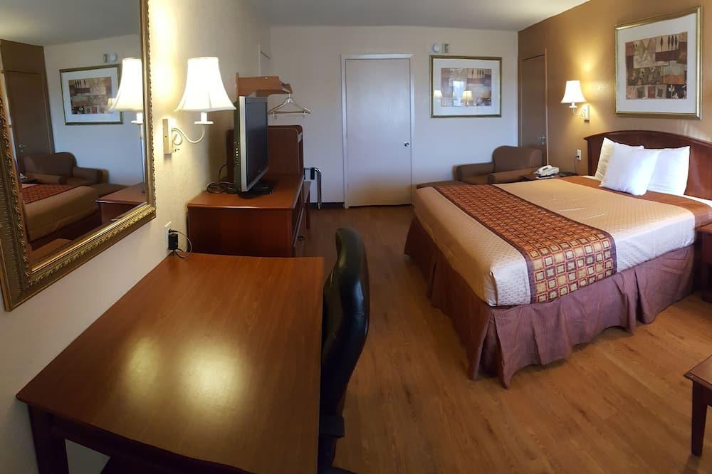 Suite, 1 Katil Raja (King) dengan Katil Sofa, Smoking - Ruang Tamu