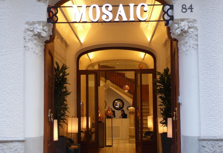Ona Hotels Mosaic, Barcelone, Extérieur