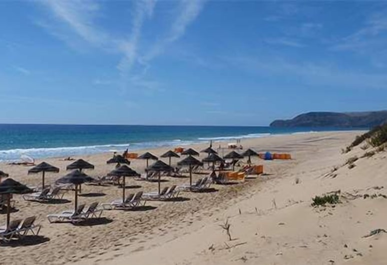 豐沙爾住宿旅館, 芳夏爾, 海灘