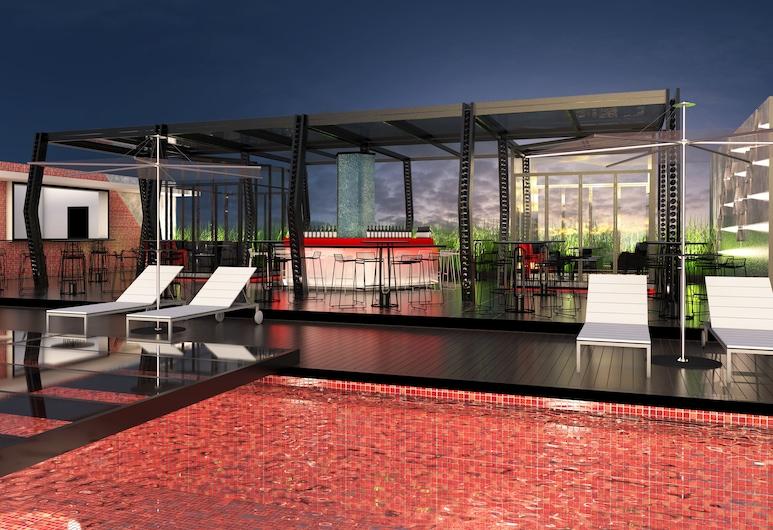 Red By Sirocco, Kuala Lumpur, Outdoor Pool