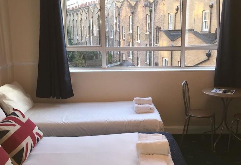 商業路民宿家庭旅館, 倫敦, 經濟三人房, 共用浴室 (Room 4D), 客房