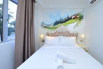梳邦再也藝術 USJ 21 號飯店的相片